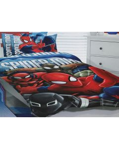 Ultimate Spider-Man Quilt Cover Set