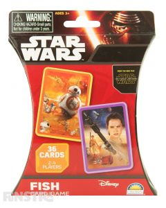 Star Wars Fish Card Game