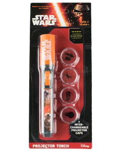 Star Wars Projector Torch Black