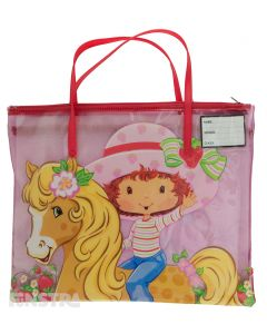 Strawberry Shortcake Library Book Bag