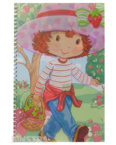 Strawberry Shortcake Notebook