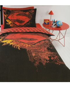 Superman Quilt Cover Set
