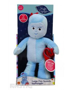 Yes - my name is Igglepiggle, Igglepiggle, niggle, wiggle, diggle! Yes - my name is Igglepiggle, Igglepiggle, wiggle, niggle, woo!