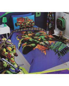 Teenage Mutant Ninja Turtles Quilt Cover Set