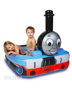Thomas the Tank Engine Train Pool