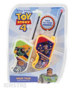 Toy Story Walkie Talkies
