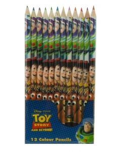 Toy Story Colour Pencils