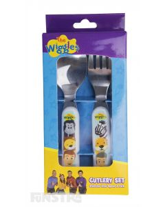 The Wiggles Cutlery Set