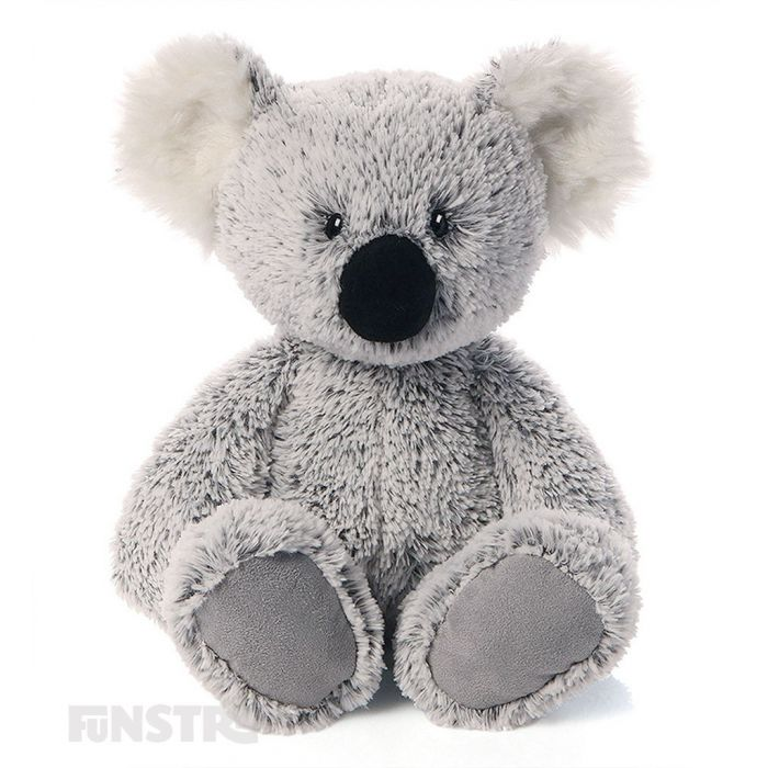 G'day mate! It's GUND's William Koala proves that you don't have to go all the way Down Under to cuddle a koala! This exotic bear is perfect for every animal lover.