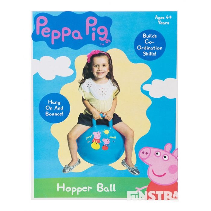 Packaged in a box, the bouncy hop ball is a great gift to encourage kids to be more active and develop a healthy and happy lifestyle.