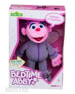 Bedtime Abby Cadabby Talking Plush Toy