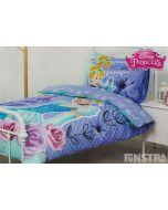 Graceful Cinderella Quilt Cover Set