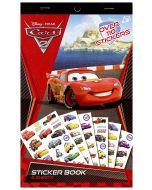 Disney Cars Sticker Book