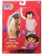 Dress up in a Dora costume and join her on adventures to explore the world.