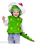 Sing, dance and enjoy some rosy tea with Emma, Lachy, Anthony and Simon as you dress up as Dorothy the Dinosaur!