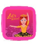 Let's dance and eat lunch with Emma Wiggle