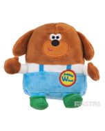 Collect farmer Duggee beanie and all the characters from the children's animated series.