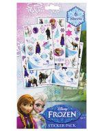 Frozen Sticker Book