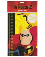 The Incredibles Growth Chart