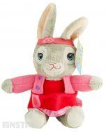 Lily Bobtail Plush Toy