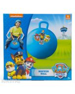 Bounce into action to save the day with police dog Chase, fire pup Marshall and construction dog Rubble with this blue space hopper ball that encourages physical activity and dexterity, perfect for boys that love the rescue dogs.