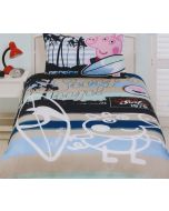 George Quilt Cover Set