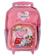 Peppa Pig Rolling Luggage Case