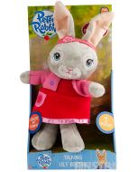 Lily Bobtail Talking Plush Toy