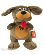 Wags the Dog Plush Toy